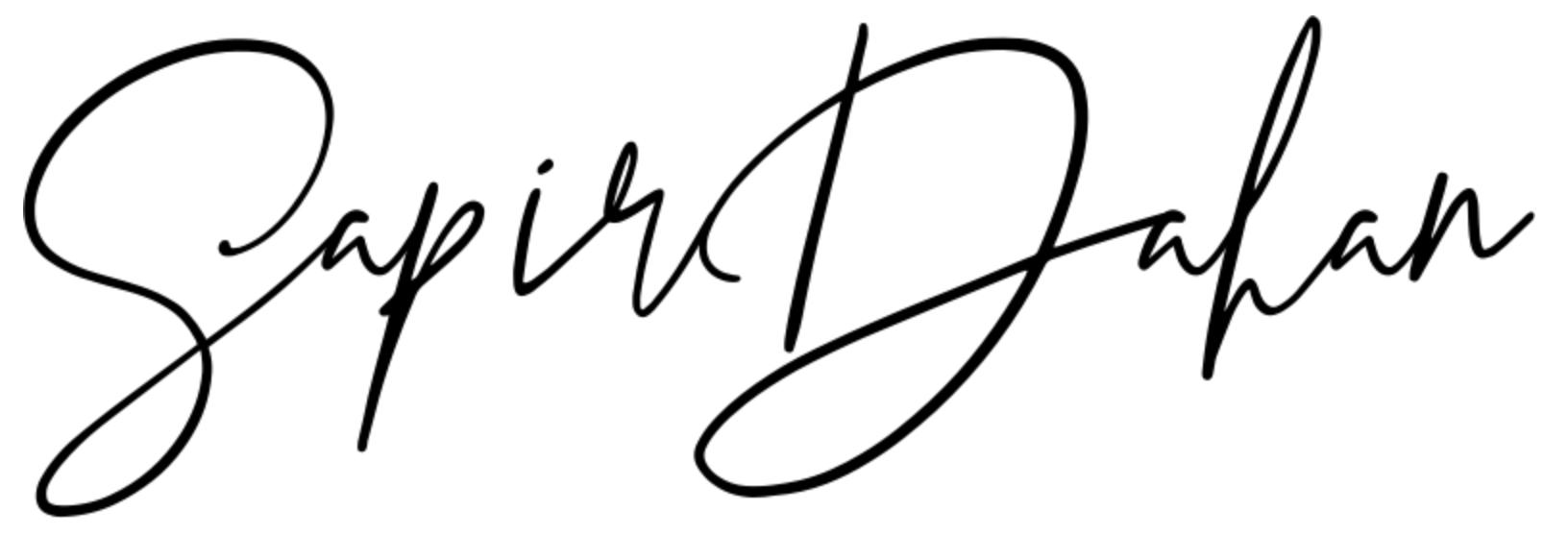 sapirs-signature