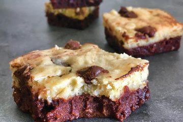 בראוניז שוקולד צ'יפס | צילום: ספיר דהן