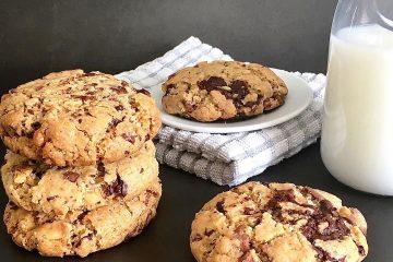 עוגיות שוקולד צ'יפס XL מניו יורק | צילום: ספיר דהן