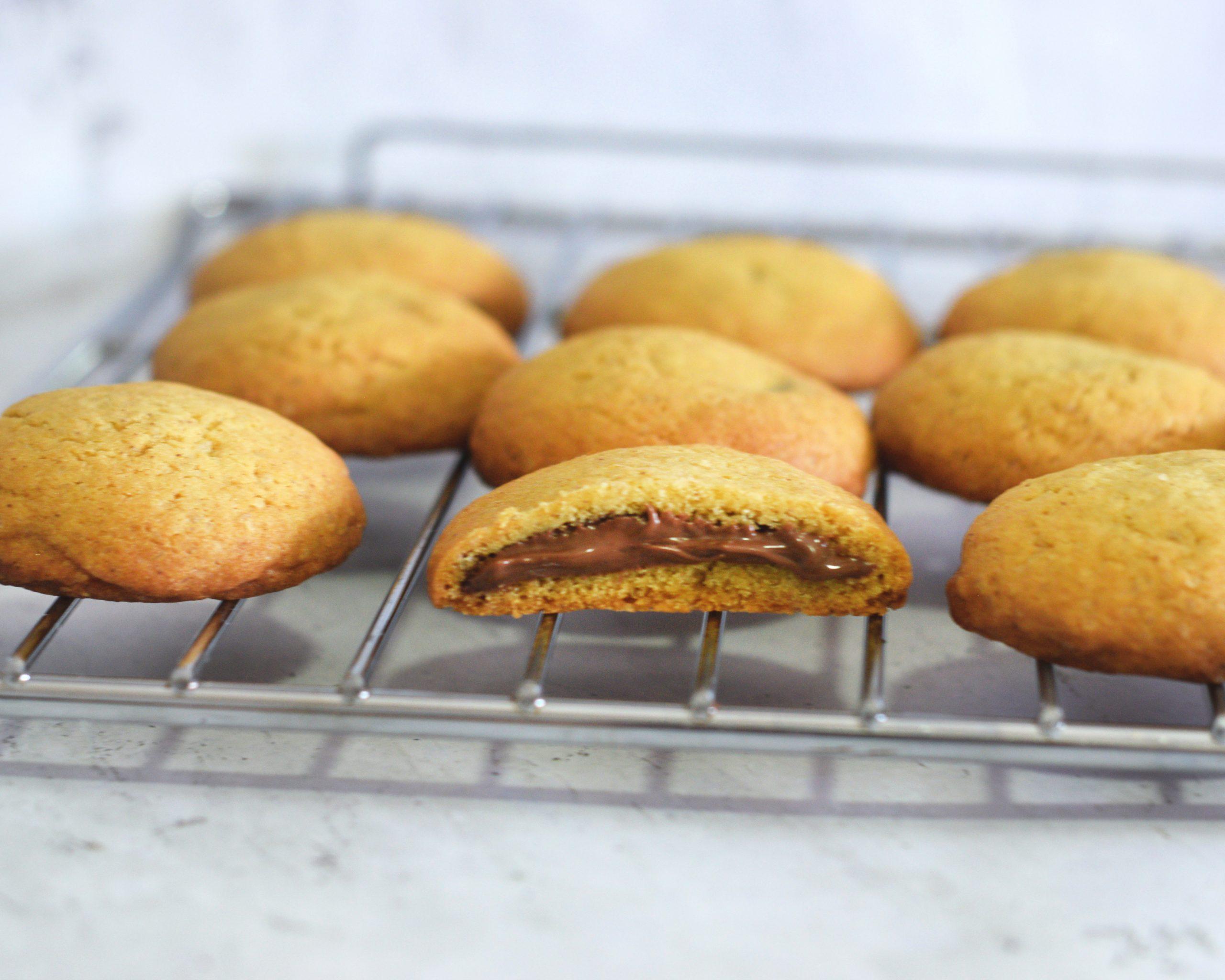 עוגיות קרמוגית נוטלה | צילום: ספיר דהן