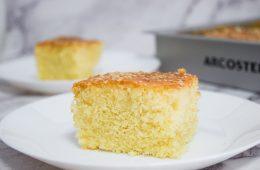עוגת סולת של פעם | צילום: ספיר דהן
