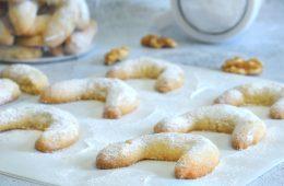 סהרוני אגוזים וקוקוס | צילום: ספיר דהן