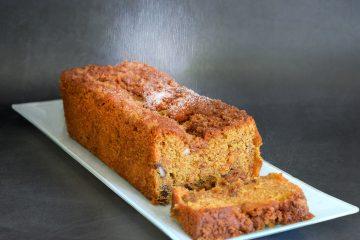 עוגת גזר וקרמבל פקאן | צילום: ספיר דהן