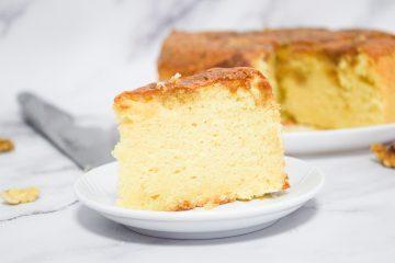 עוגת מייפל ושקדים | צילום: ספיר דהן