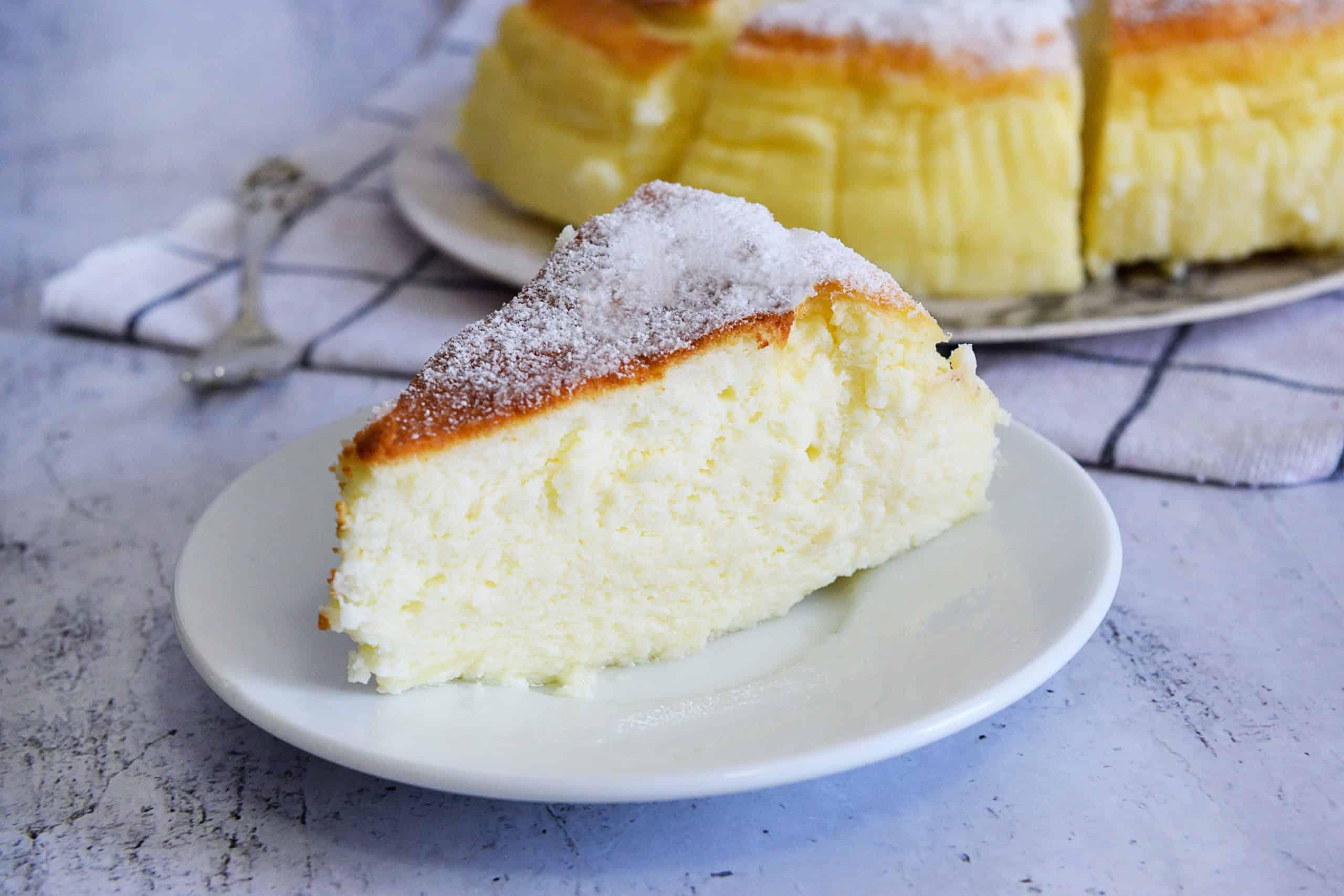 עוגת גבינה אפויה קלאסית הכי טעימה שתאכלו | צילום: ספיר דהן