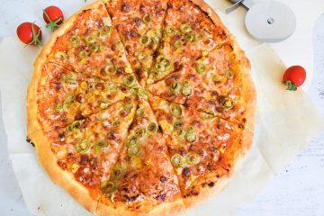 פיצה איטלקית ביתית הכי טעימה שתכינו | צילום: ספיר דהן