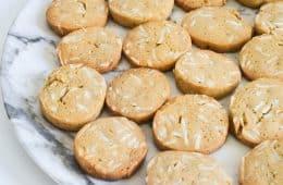 עוגיות שקדים קטנטנות | צילום: ספיר דהן