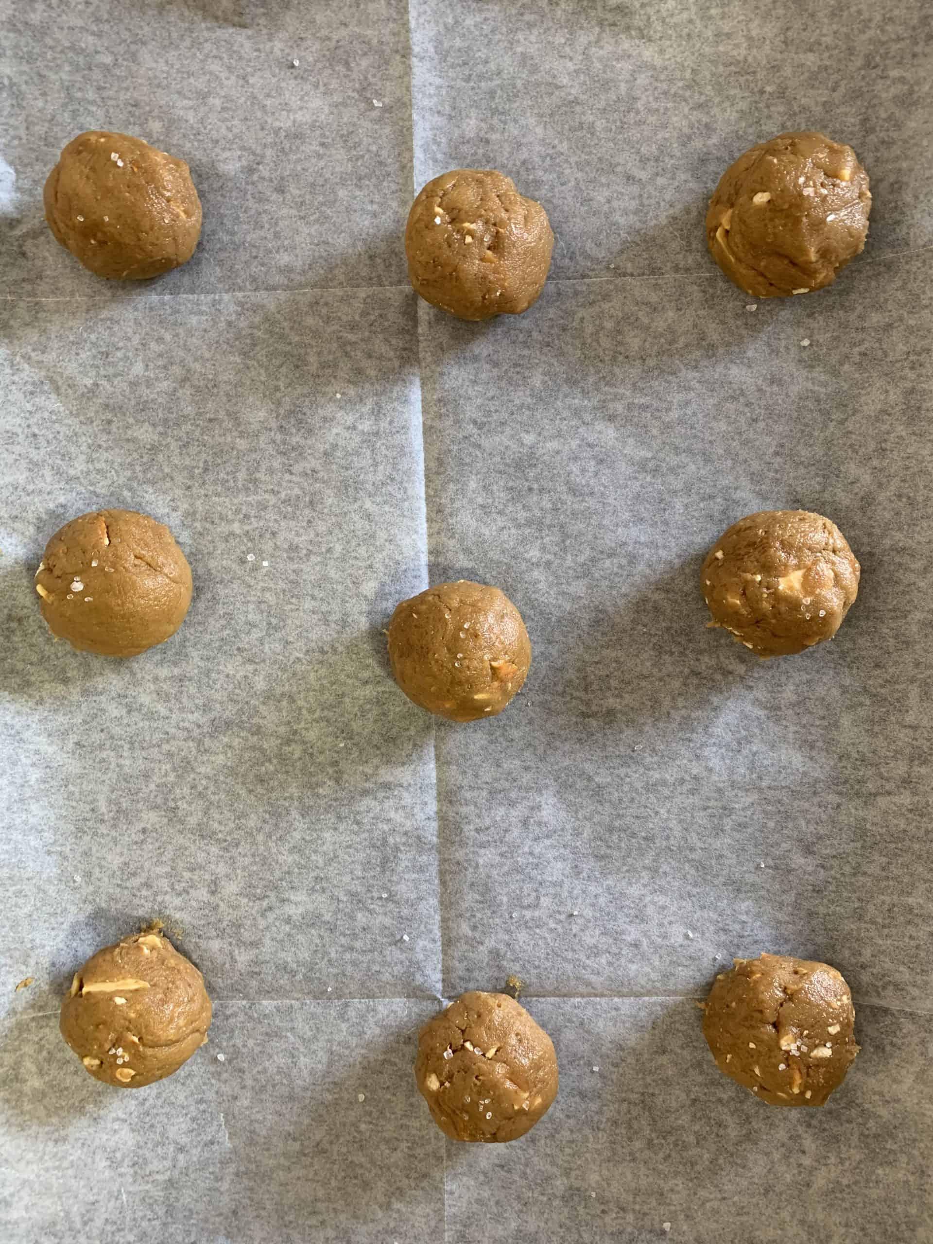 עוגיות בלונדי ובייגלה | צילום: ספיר דהן