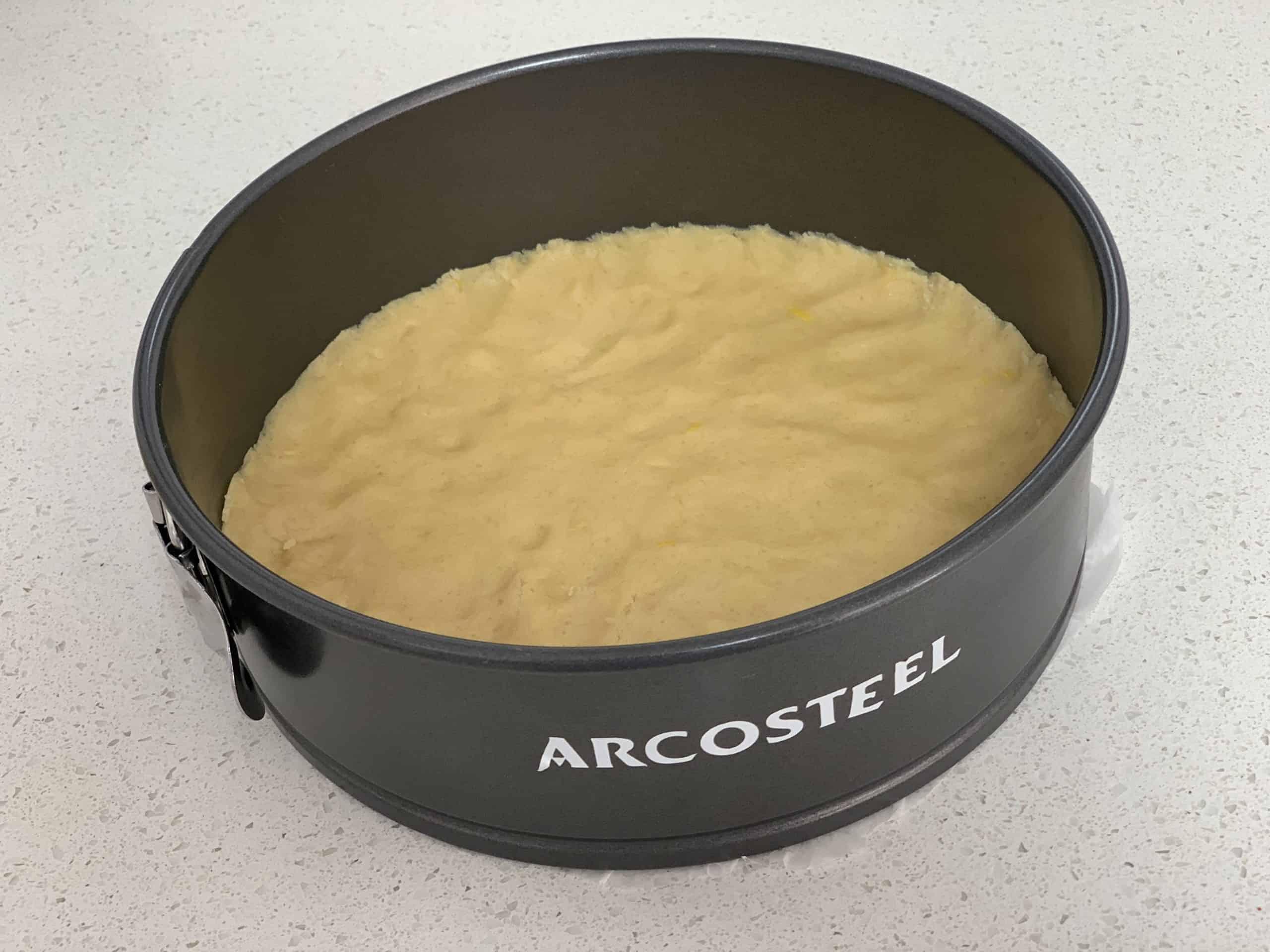 עוגת קרם יוגורט | צילום: ספיר דהן