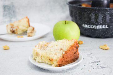 עוגת תפוחים וקינמון | צילום: ספיר דהן