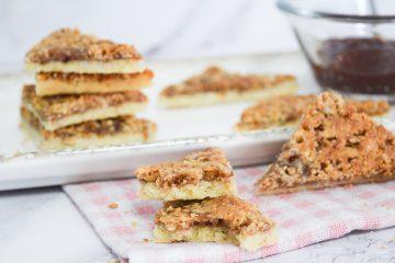 עוגיות ריבה ושקדים | צילום: ספיר דהן