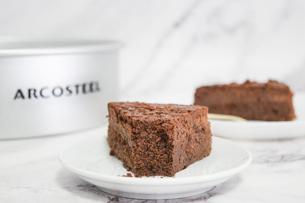 עוגת גבינה ושוקולד אפויה | צילום: ספיר דהן