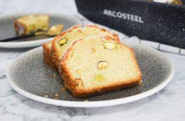 עוגת פיסטוק לימון   צילום: ספיר דהן