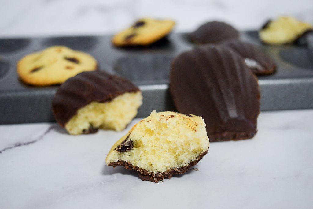 עוגיות מדלן | צילום: ספיר דהן