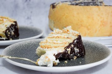 עוגת רולדה עגולה | צילום: ספיר דהן