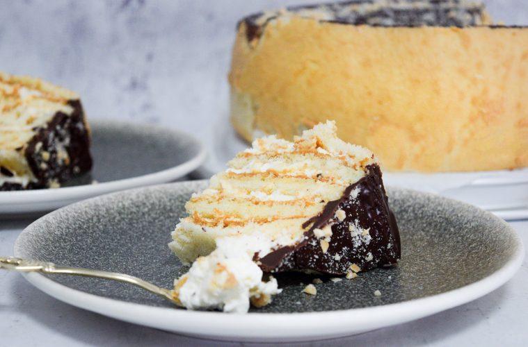 עוגת רולדה עגולה   צילום: ספיר דהן
