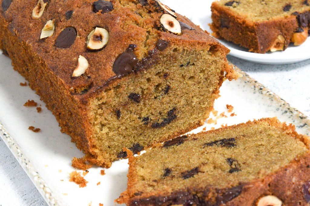 עוגת שוקולד צ'יפס קפה | צילום: ספיר דהן