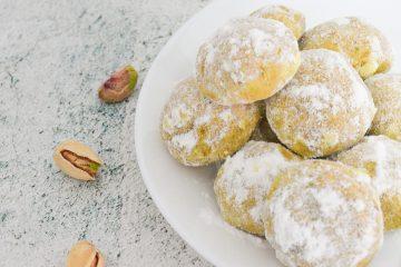 עוגיות פיסטוק | צילום: ספיר דהן
