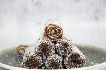 עוגיות שוקולד קוקוס | צילום: ספיר דהן