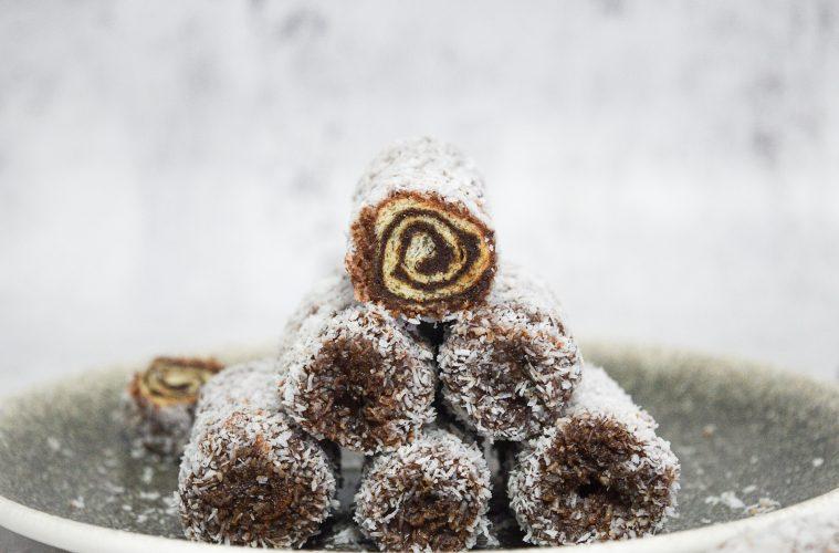 עוגיות שוקולד קוקוס   צילום: ספיר דהן