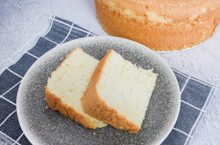 עוגת שיפון וניל | צילום: ספיר דהן