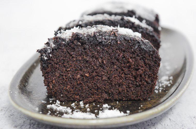 עוגת שוקולד קוקוס   צילום: ספיר דהן