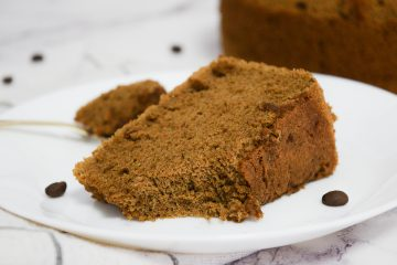 עוגת שיפון קפה | צילום: ספיר דהן