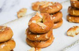 עוגיות כעכ מתוקות   צילום: ספיר דהן