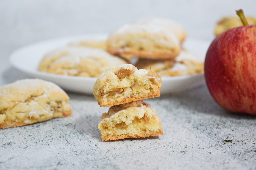 מגולגלות תפוחים | צילום: ספיר דהן