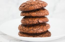 עוגיות בראוניז   צילום: ספיר דהן