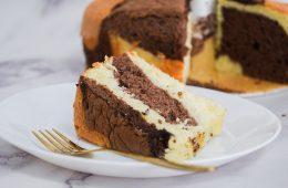 עוגת שיש שוקולד תפוז | צילום: ספיר דהן